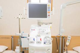 オンラインHDFによる「身体に優しい透析」